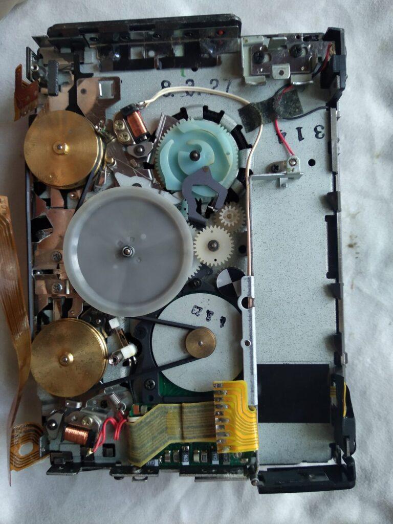Cassette player Aiwa HS-JL30